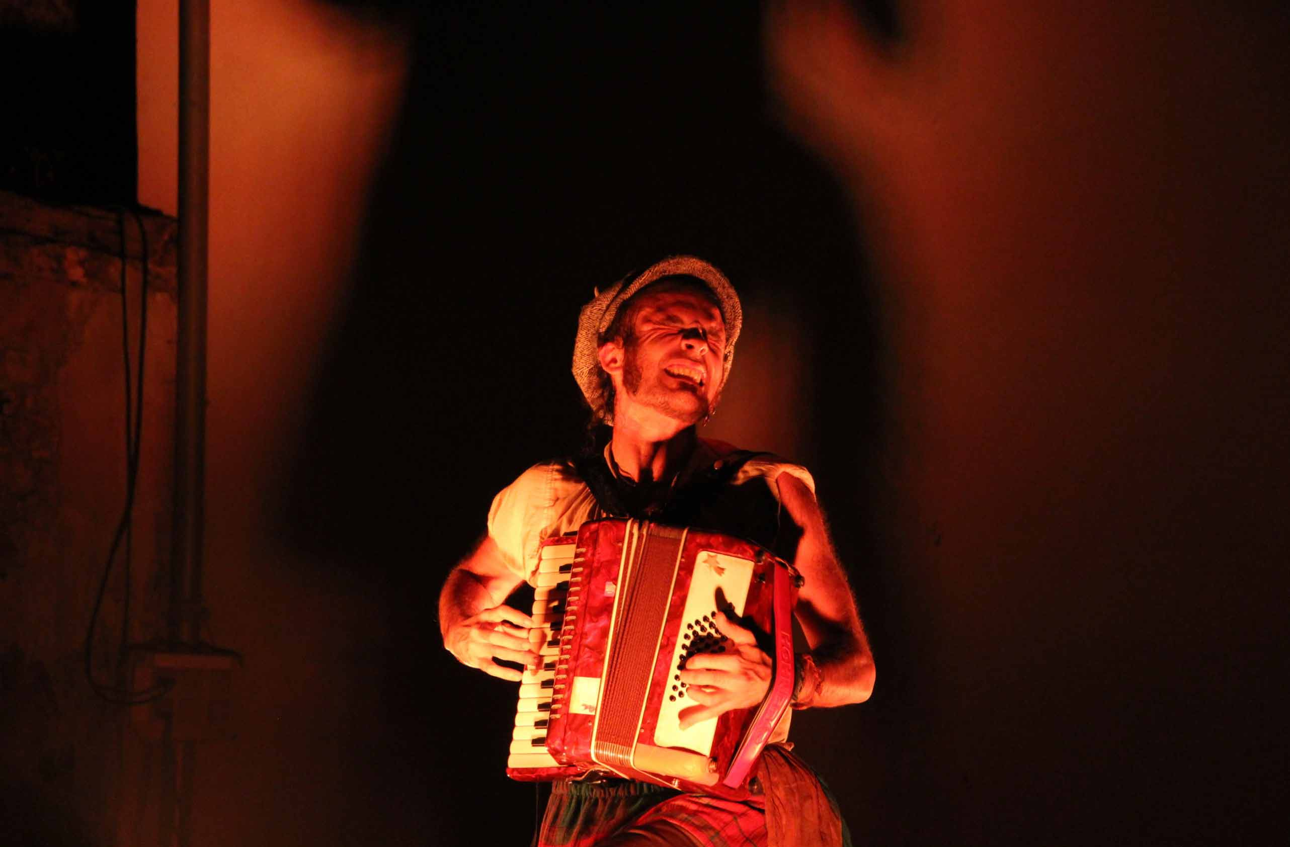Yan Nick Accordeon Honfleur