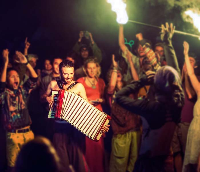 Concert Yannick Accordeon